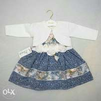 Baby dresses of 12 months