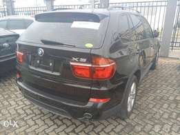 Bmw X5 black colour
