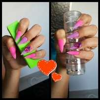 Glamour at ur nails
