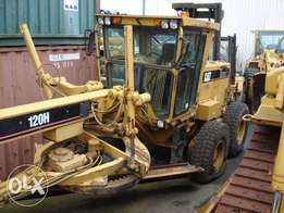 Caterpillar 120H - To be Imported