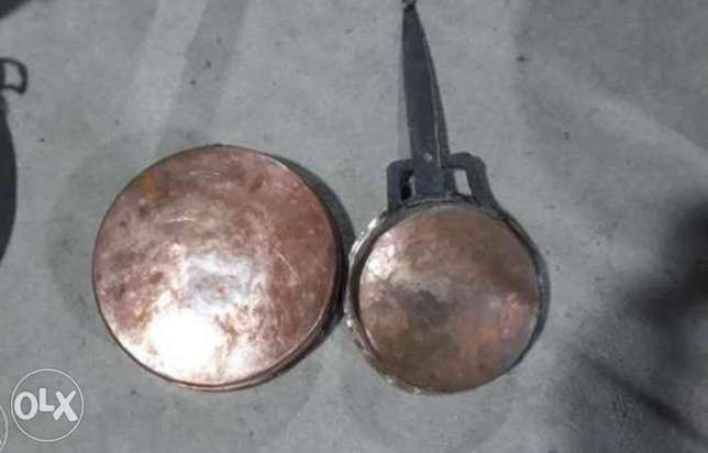 Antique copper made in Germany for decoration