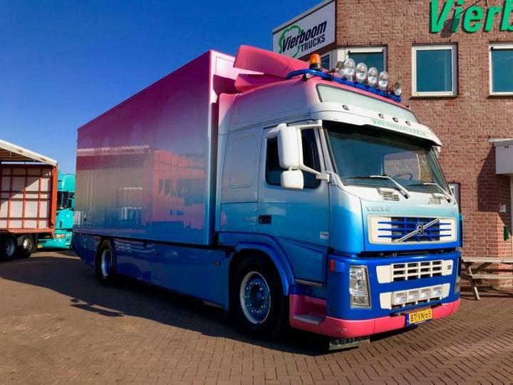 Volvo FM9-340 WISSELSYTEEM MET LAADBAK - 2008