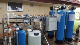Water Treatment Plants, Built to your Needs
