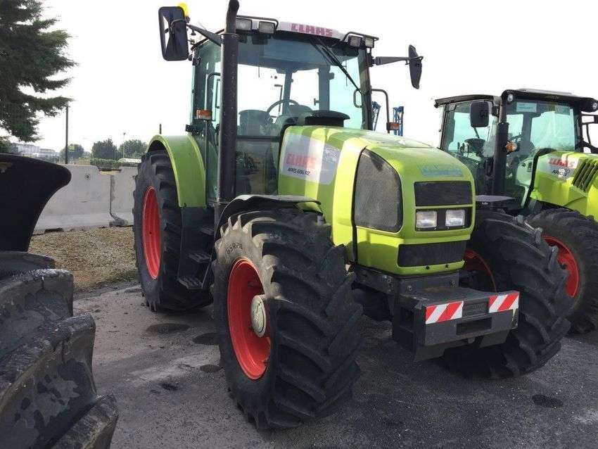 Claas Ares 696 Rz - 2001