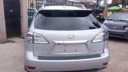 2 months Used 2010 model Lexus RX 350