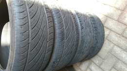 Tyres 18""