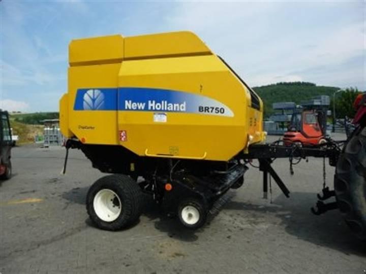 New Holland BR750 ERC - 2005