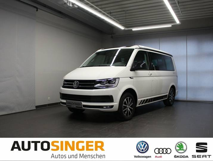 Volkswagen T6 California Beach 2,0 TDI 4M *AHK*LED*SHZ*PDC* - 2017