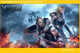 Vikings : wolves of midgard pc game