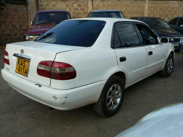 Toyoata 110 KAS 1998 clean buy and drive Kilimani - image 6
