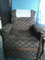 2in one n one singleNice chair  jst only 55gh