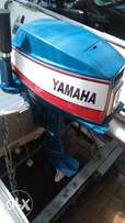 Yamaha 8hp moter for sale  Northcliff