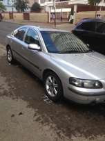 Volvo S60 T5 R17000 transmission faulty