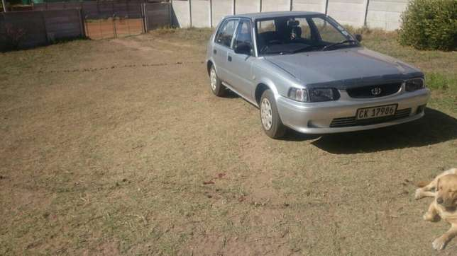 Toyota Tazz for sale Darling - image 3