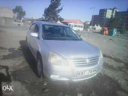 Clean and well Maintained Silver Toyota Premio KBT for Sale
