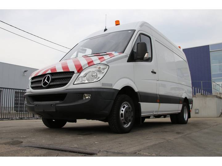 Mercedes-Benz SPRINTER 519 CDI - 91 985 KM - 2011