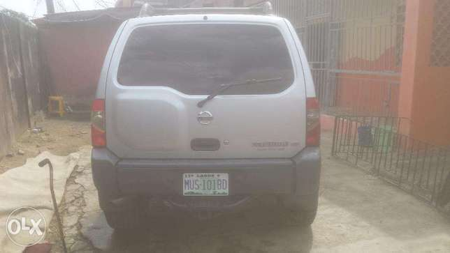 Less Than 2 Years Used Extra Ordinary Clean 2003 NISSAN XTERRA Isolo - image 6