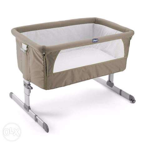 Chicco Next2Me Side Sleeping Baby Crib