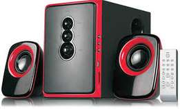 iSmart 2.1 Sub Woofer System with Bluetooth