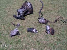 Mercedes W124 spares