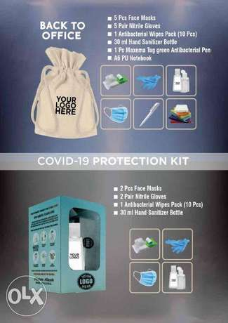 Personalized Protection Kit