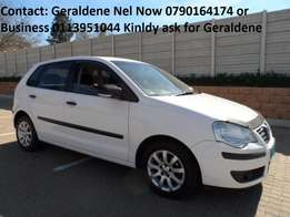 2009 Volkswagen Polo 1.4 Trend Outstanding Condition Call Geraldene
