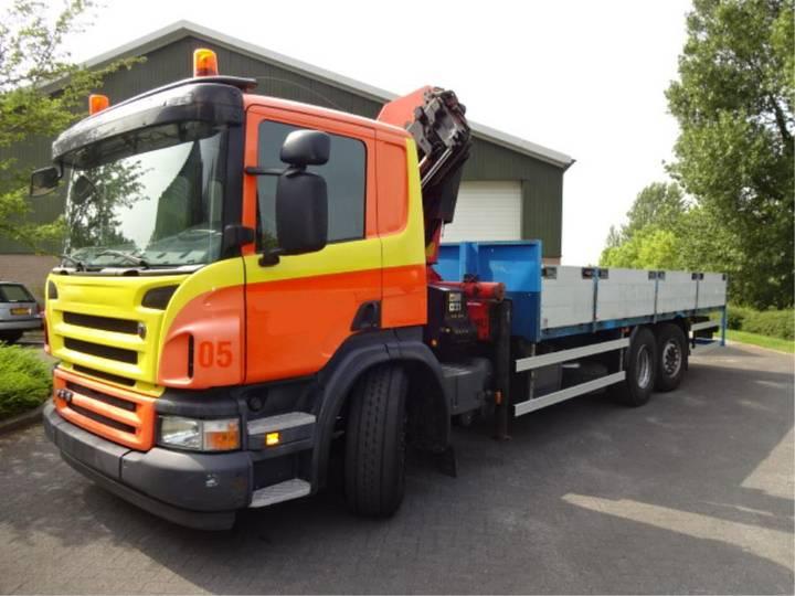 Scania P 360 GRUA - 2010