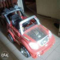 Toy car for sale at ajah