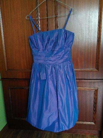 8f838335c4 Sukienka suknia 36 studniówka wesele sylwester bal święta elegancka  Warszawa - image 3
