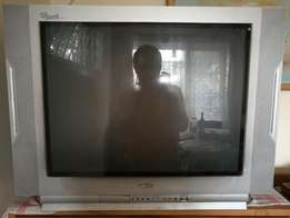 Sansui 72CM flat screen TV for sale.