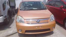 Fully loaded Toyota Raum available for sale