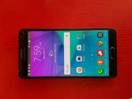 US Used Samsung Note 4 - N65,000