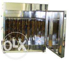 Biltong Drying Cabinet MAXI Stainless Steel 800x420x870mm