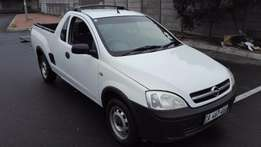 2009 Opel Corsa Utility Bakkie in very good cond