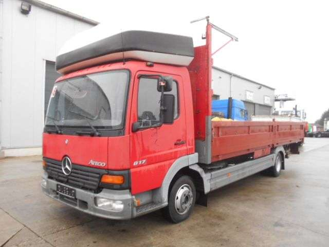 Mercedes-Benz Atego 817 - 2000