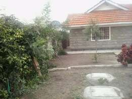 3 bedroom bungalow house for sale in kitengela-7.3m