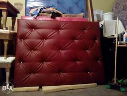 Modern headboard for queen straight from factory
