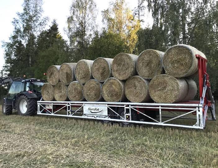 SlurryKat Rundballehenger - 2019