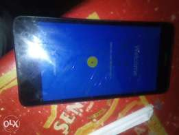 Slightly cracked tecno W4..16gb