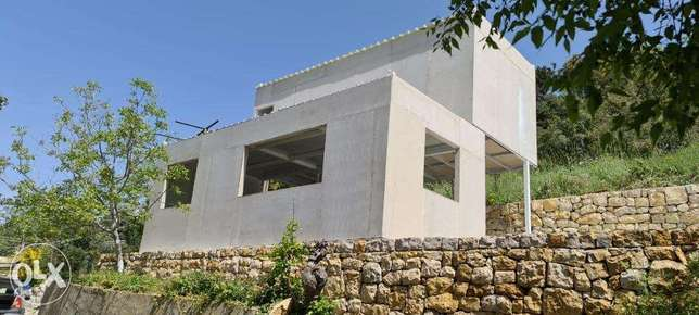 prefabricated homes duplex 56 sq/m cube shape for tiles installation