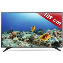LG 43``inch smart and satellite magic remote led television