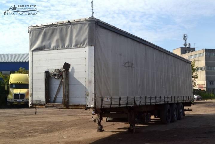 Schmitz Cargobull S01 - 2019