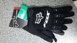 Fox dirtpaw racing gloves