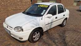Opel Corsa 130iE 4Door Cheapie Daily Runner