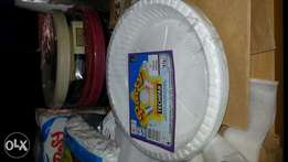 Party plates & food containers