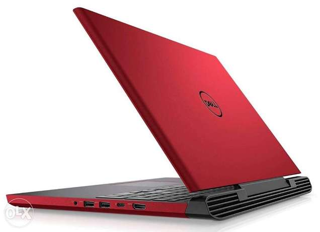 Laptop Gaming Dell G5 Core i7 8th Gen Gtx 1050ti