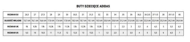 Buty dla dzieci adidas Advantage C białe EF0223 różne