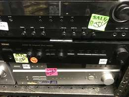 Teac A-X400 DC integrated stereo amplifier (CS657)