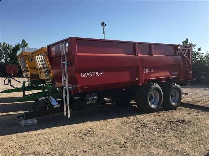 Baastrup CTS 18 NEW LINE - 2018