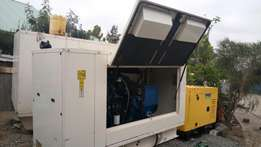 Perkins Ex-UK, 80kva for SALE